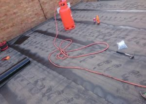 Boreham Essex Garage Flat Roof replaced