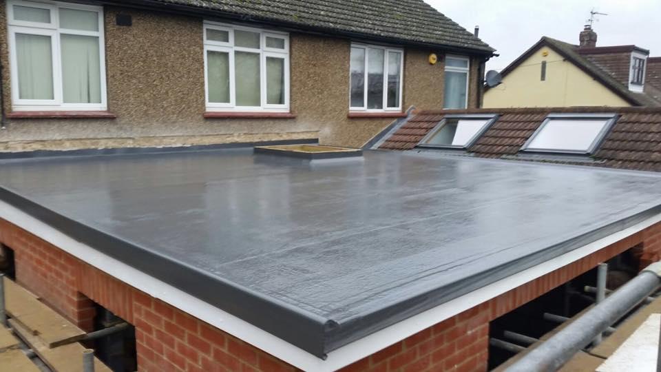 GRP Flat Roof Braintree