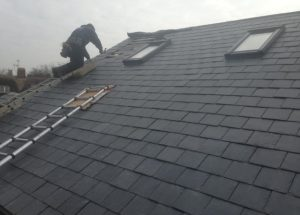 Halstead Slate Roof Installers