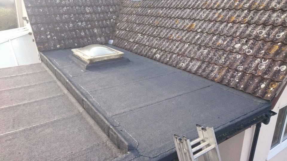 Halstead Slate Roof Installed