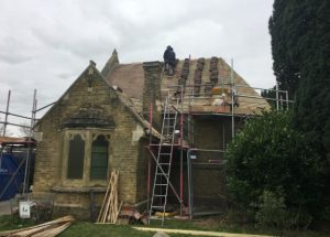 Heybridge Essex Listed Building Roof Repair