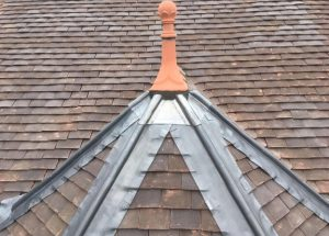Keenan Roofing - Roof Turret Lead Work in Danbury Essex