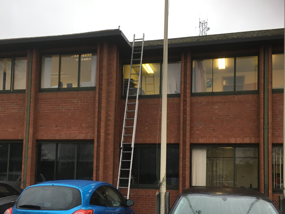 Brentwood Leaking Roof Repair