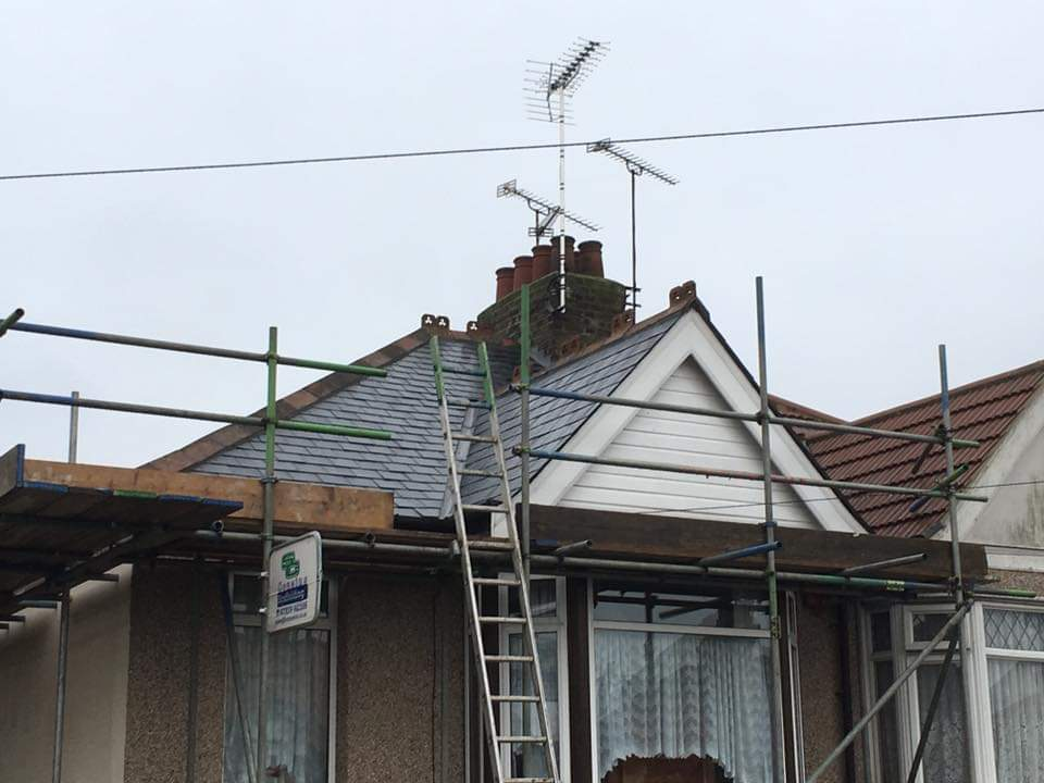 Southend Roof Replacement