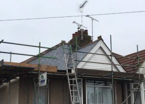 SOUTHEND ESSEX ROOF STRIP AND REPLACEMENT