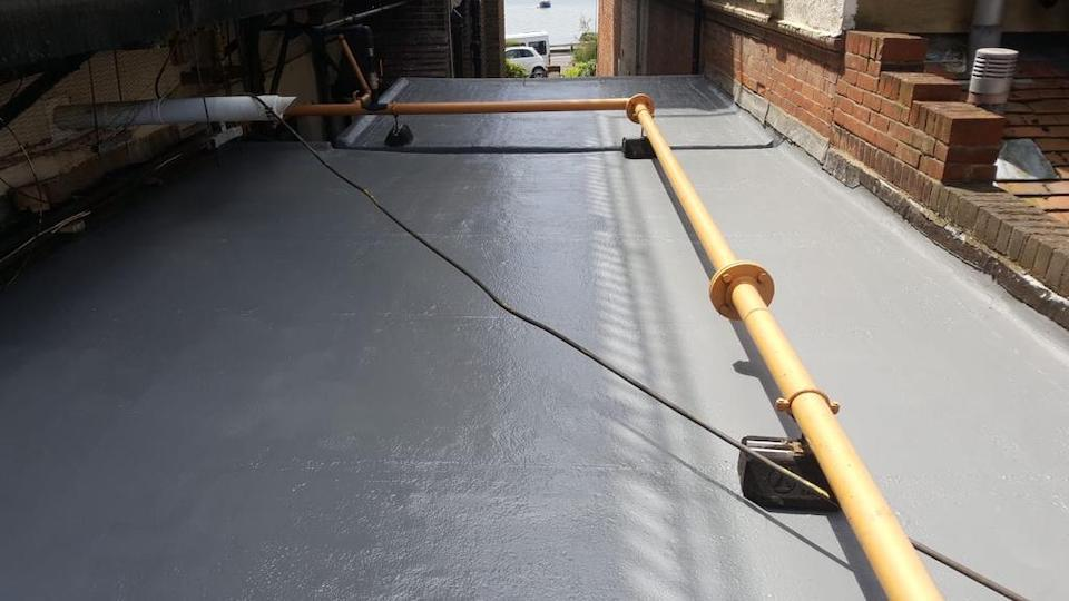Southend Liquid Rubber Roof Supply and Installation