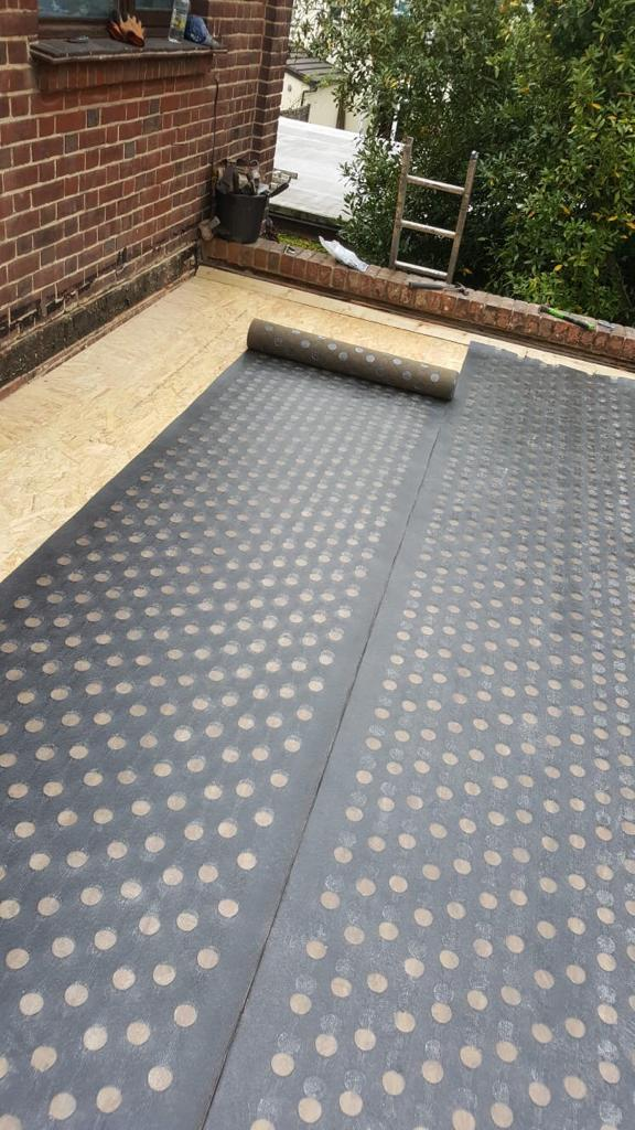 Chelmsford Flat Roof Installed